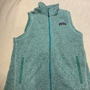 Patagonia Women's Better Sweater Vest Beryl Green